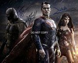 Get This Special Offer #7: Batman v Superman cast reprint signed autographed 11x14 poster photo #1 RP