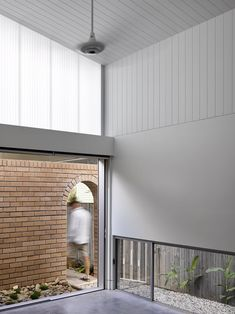 Image 7 of 13 from gallery of The Honeyworks House / Paul Butterworth Architect. Photograph by Christopher Frederick Jones