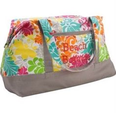 New Thirty One Retro Metro Weekender Island Damask