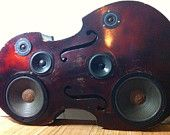 Upright Bass Speaker Box~ Etsy