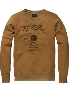 Scotch and soda sweatshirt $112
