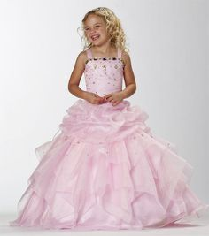 xTiffany Princess Girls Dress 13241