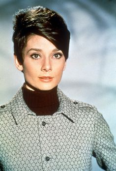 "Audrey Hepburn ""Wait Until Dark"" 1967"