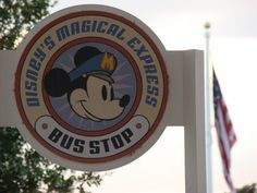 Contemporary Magical Express Sign