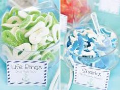 baby shower snacks