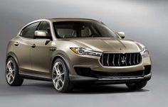 2018 Maserati Kubang Best SUV Redesign for Young Customers