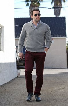 Ben Affleck Style | POPSUGAR Fashion