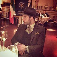 Fedora hat #panizza1879