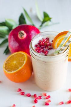 Creamy, tangy and sweet and packed with Vitamin C and antioxidants!