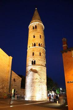 Il campanile del centro storico