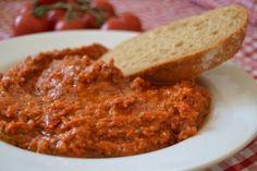 Pesto Arrabbiata – Vihainen tomaattipesto