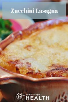 Are you looking for some low- carb (gluten-free) lasagna? Learn how to prepare the best Zucchini Lasagna in the world. via @grengahealth
