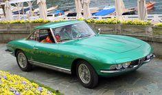 Alfa Romeo 2600 CS (1963)