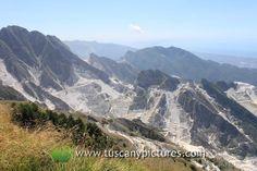 Gorgeous View of Lunigiana landscape