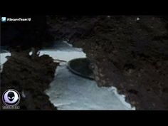 UFO Found Edging Out Of Cave In Antarctica In Google Earth Image, UFO Hunters Claim [Video]