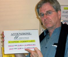 How to Handle Strikes in Europe by Rick Steves