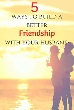 Here are 5 life changing tips on how to build a better friendship with your husband. These are tips in communication, as well as ways to spice up your marriage. For more on marriage, check out: Marriage Goals, Strong Marriage, Marriage Relationship, Marriage And Family, Happy Marriage, Marriage Advice, Love And Marriage, Successful Relationships, Healthy Relationships