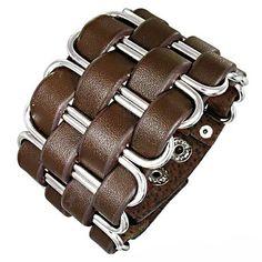кожаный браслет - Google'da Ara