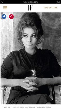 Sophia loren dolphins and boys on pinterest - Sofia gucci diva ...