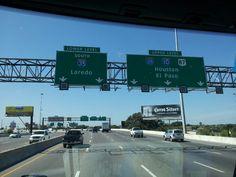 I35 southbound
