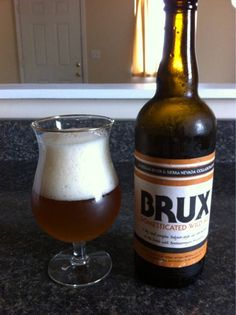 "Russian River X Sierra Nevada ""BRUX"""