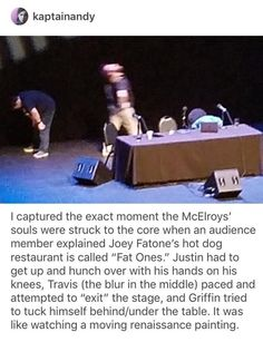 On Joey Fatone's hot dog restaurant: Adventure Zone Podcast, The Adventure Zone, Hot Dog Restaurants, I Love My Brother, Brother Sister, Mcelroy Brothers, Joey Fatone, Night Vale, Cool Baby Stuff