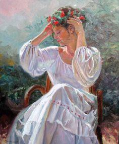 ~ Flores en el pelo ~