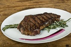 Argentinian Grilled Steak With Rosemary Recipe on Yummly. @yummly #recipe