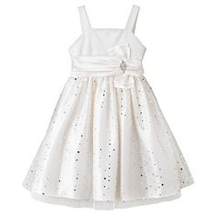 Princess Faith Embellished Dress - Girls 7-16