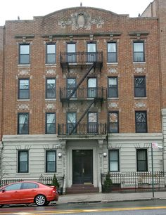 Our building in Brooklyn