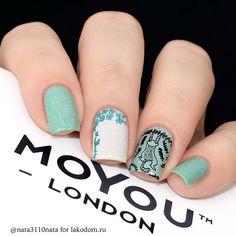 Лак для стемпинга MoYou London Ever Green - купить с доставкой по Москве, CПб и всей России.