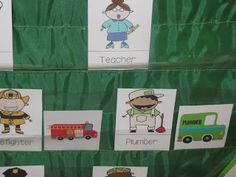 Ms. Vonda's Pre-K : Themes