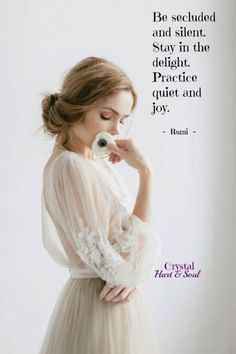 Be secluded and silent. Stay in the delight. Practice quiet and joy. Awakening Quotes, Spiritual Awakening, Tired Mom Quotes, Forty Rules Of Love, Rumi Poem, Rumi Love Quotes, Sufi Poetry, Quotes About Everything, Healing Heart