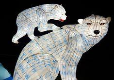 O Festival das Luzes no Jardim das Plantas é um dos eventos mais incríveis do inverno em Paris. E pode-se dizer que é um sucesso absoluto, já que em dois meses acolheu mais de 370.000 visitantes.  #Paris #França #Europa #FestivaldasLuzes #FetedesLumieres #JardimdasPlantas #lanterna #animais Lion Sculpture, Statue, Art, Paris Winter, Natural History, Extinct Animals, Paris France, National Museum, Flashlight