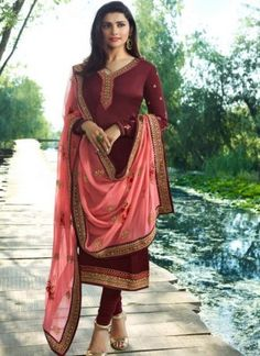 Grab Latest Churidar, Anarkali, Party Wear & EiD Festival Salwar Kameez Online with Flat OFF. Use Discount Code: Hurry up & shop Salwar Kameez. Churidar Suits, Anarkali Suits, Salwar Kameez, Punjabi Suits, Kurti, Indian Designer Suits, Designer Salwar Suits, Indian Designers, Designer Wear