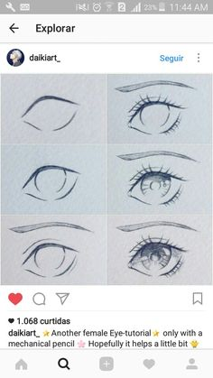 Eye Drawing Tutorials, Drawing Techniques, Drawing Tips, Acrylic Painting Techniques, Art Tutorials, Pencil Art Drawings, Art Drawings Sketches, Easy Drawings, Pencil Sketching