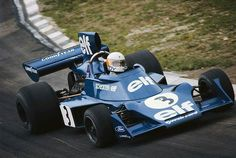 JODY Tyrrell 007 Brands Hatch 1974