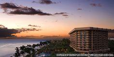 Hyatt Regency Maui Resort and Spa . . . one of the best hotels for stargazing.