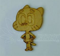 Gumball - Para comprar este o cualquier otro artículo, visitenos en www.fulllaser.net