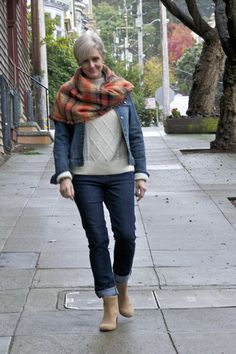 trends come and go, but true style is ageless - <outfit post> weekend gear: denim @AnnTaylor;...