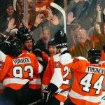Rome Native Tom Sestito Scores Two Goals To Lead Flyers Past Tampa [VIDEO]