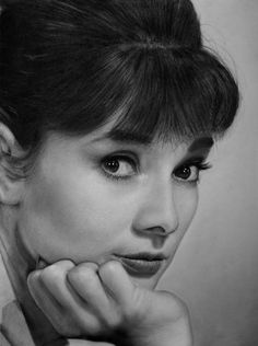 Audrey Hepburn 3 by MVVR.deviantart.com on @DeviantArt