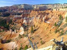 View into the main amphitheatre at Bryce Canyon. This is an awesome resource from TripAdvisor with recommendations and itineraries.
