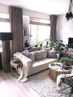 Natural home,living room,see more on instagram lavien_home_decor