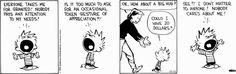 Calvin and Hobbes Comic Strip on GoComics.com