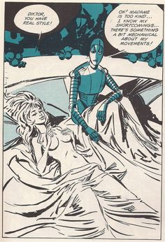 Barbarella comics