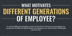 Motivating different generations of employee - ToolsHero