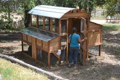 chicken coop plans designs