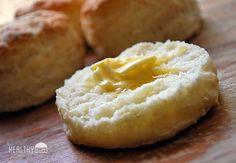 Greek Yogurt Biscuits