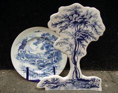 paul scott ceramic trees